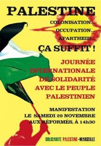affiche palestibne